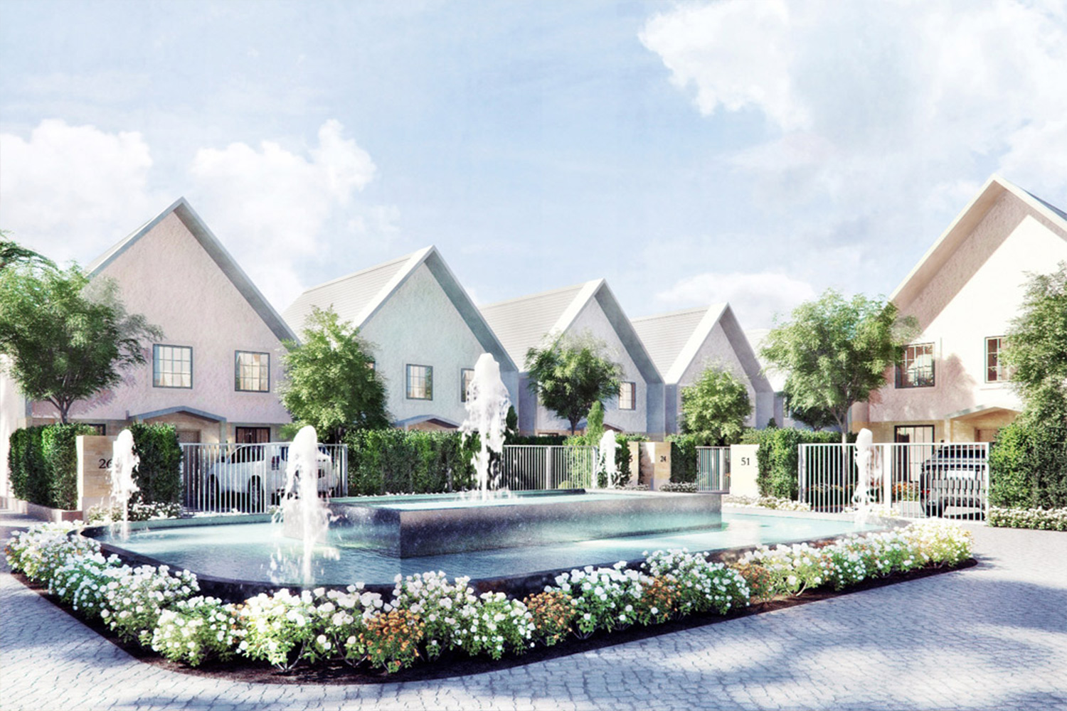 Fairfield Gardens By PDM Holdings in Syokimau, Mombasa Road.