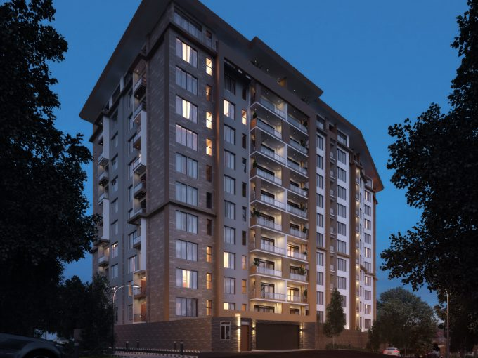 Rosewood 3-Bedroom Apartments + DSQ by AAD Real Estate in Kilimani